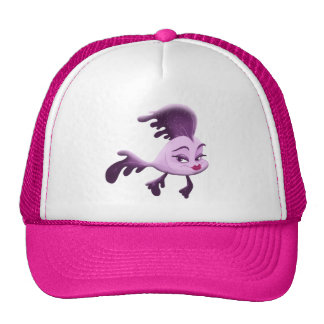 Girl Fish Trucker Hat