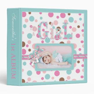 Girl FP 15 Album Binder