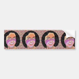 Girl FRIDAY Gifts Bumper Sticker