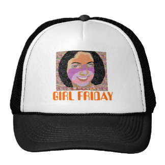 Girl FRIDAY Gifts Trucker Hat