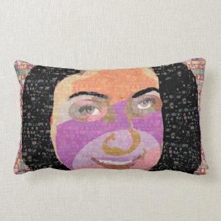 Girl FRIDAY Gifts Lumbar Pillow