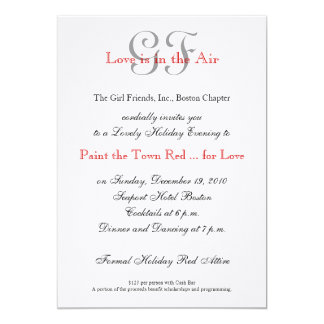 Girl Friends Night Out Invitations 2
