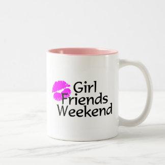 Girl Friends Weekend Coffee Mugs