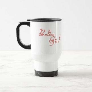 Girl from Belize Travel Mug