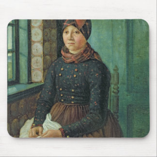 Girl from Fano, 1834 Mouse Pad