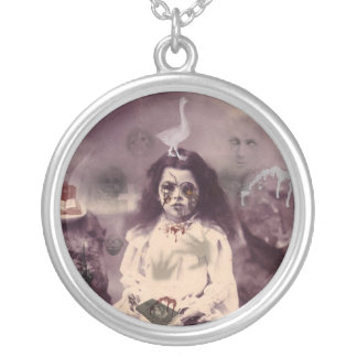 Girl From Underground Necklace