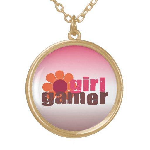 Girl Gamer Custom Jewelry
