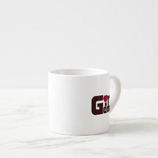 Girl Gamer Espresso Cup