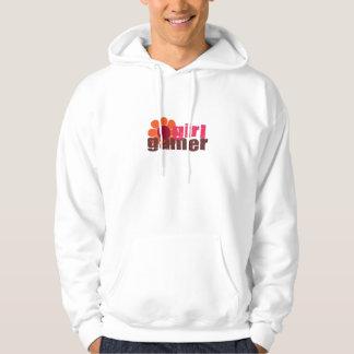 Girl Gamer Hooded Pullover