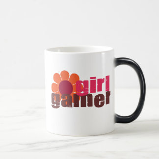 Girl Gamer Magic Mug