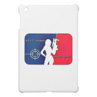 Girl Gamer Pwns You! Case For The iPad Mini