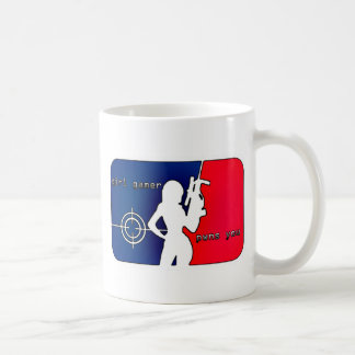 Girl Gamer Pwns You! Coffee Mug