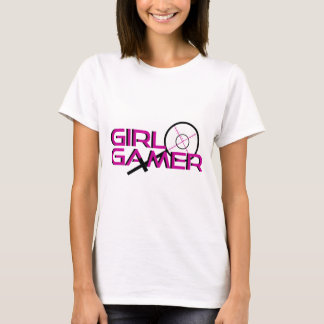 Girl Gamer Sniper T-Shirt