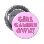 Girl Gamers Own Button