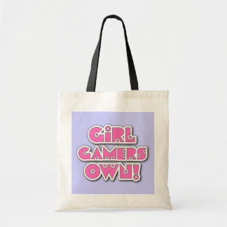 Girl Gamers Own! Tote