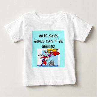 GIRL geek T Shirts