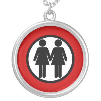 Girl + Girl Necklace