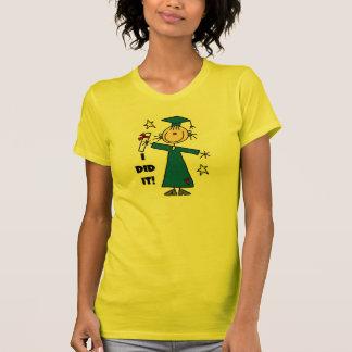 Girl Graduate T-shirts