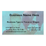 Girl hand up dolphins back grunged business cards