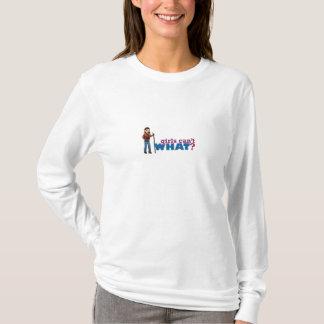 Girl Hiking T-Shirt