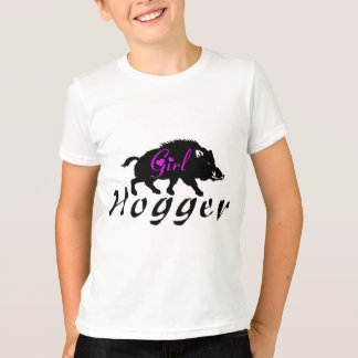 GIRL HOG HUNTING T-Shirt