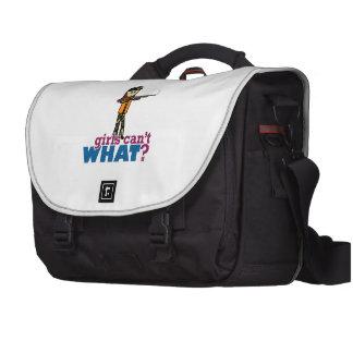 Girl Hunting Commuter Bag