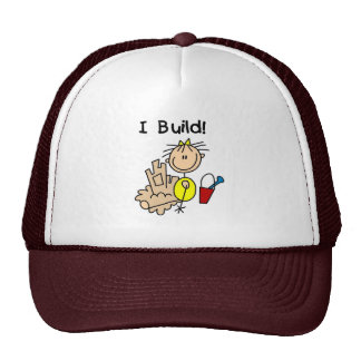 Girl I Build Hat
