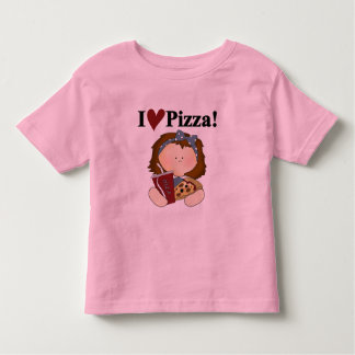 Girl I Love Pizza Tshirts and Gifts