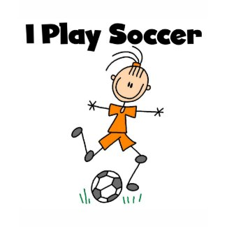 Girl I Play Soccer Tshirt shirt