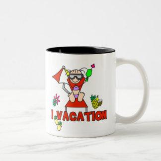 Girl I Vacation Coffee Mug