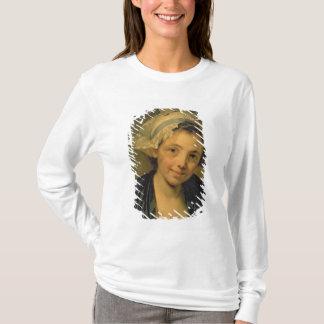 Girl in a Bonnet, 1760s T-Shirt