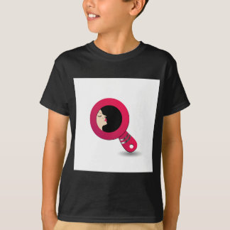 Girl in a mirror T-Shirt