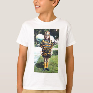 Girl in Bee Costume 1920s T-Shirt
