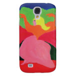 Girl in Mountains from ZermenoGallery.com HTC Vivid / Raider 4G Cover