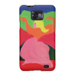 Girl in Mountains from ZermenoGallery.com Galaxy S2 Case