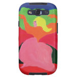 Girl in Mountains from ZermenoGallery.com Samsung Galaxy SIII Covers