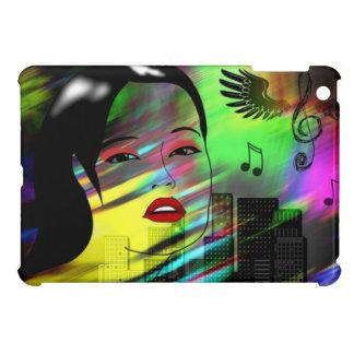 Girl In Music iPad Mini Case