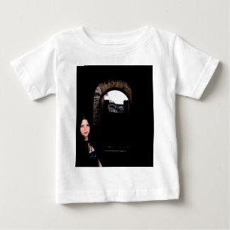 Girl in the Dark Baby T-Shirt