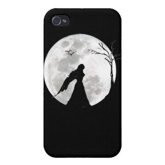girl in the moon cases for iPhone 4