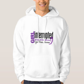 Girl Interrupted 1 Cystic Fibrosis Hoodie