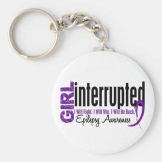 Girl Interrupted 1 Epilepsy Key Chain