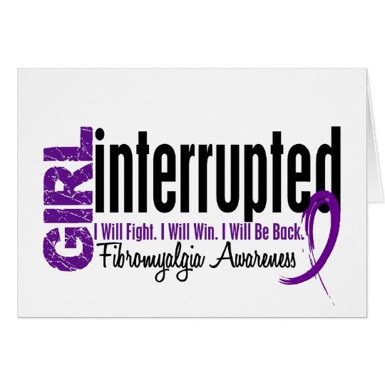 Girl Interrupted 1 Fibromyalgia Card