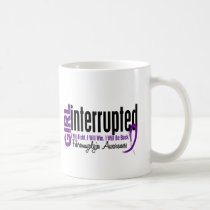 Girl Interrupted 1 Fibromyalgia Coffee Mug