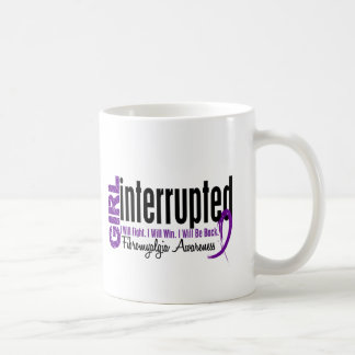 Girl Interrupted 1 Fibromyalgia Classic White Coffee Mug