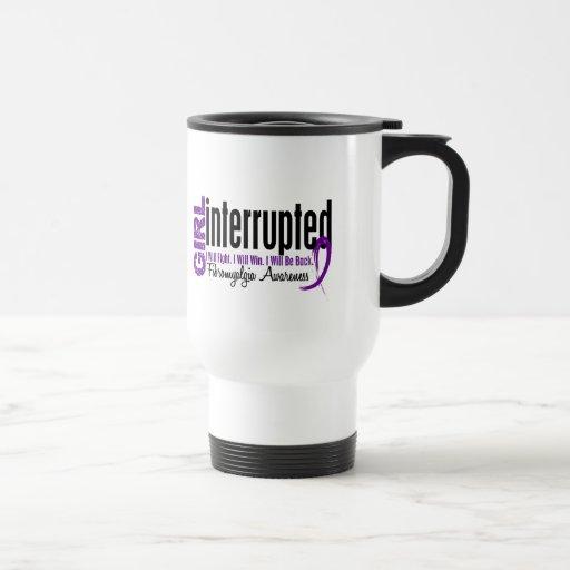 Girl Interrupted 1 Fibromyalgia Mugs