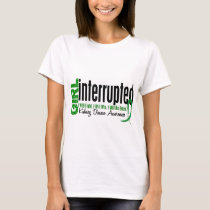 Girl Interrupted 1 Kidney Disease T-Shirt