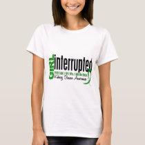 Girl Interrupted 1 Kidney Disease T-Shirt