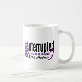 Girl Interrupted 1 Lupus Classic White Coffee Mug