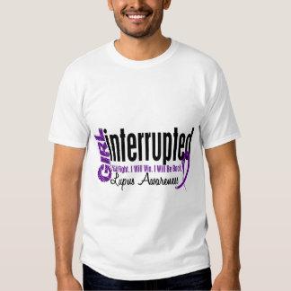 Girl Interrupted 1 Lupus T Shirt