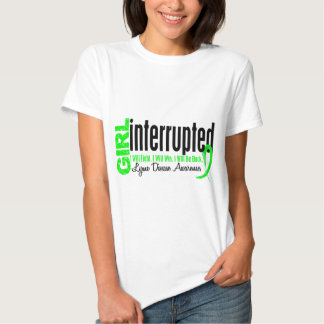 Girl Interrupted 1 Lyme Disease Shirt